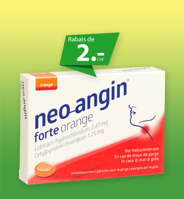 Neo angin forte orange